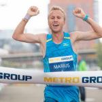 """Marius Ionescu alearga la """"20 van Alphen"""""""