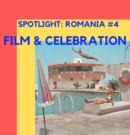 Filme și petrecere – Spotlight:Romania #4 Haga