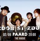"""Concert """"Zdob și Zdub"""", Paard, Haga"""